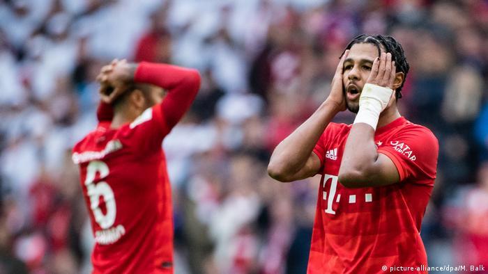 Opinion Bayern Munich Far From Perfect But Borussia