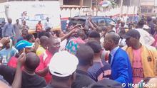 Kamerun Haftentlassung Emmanuel Simh