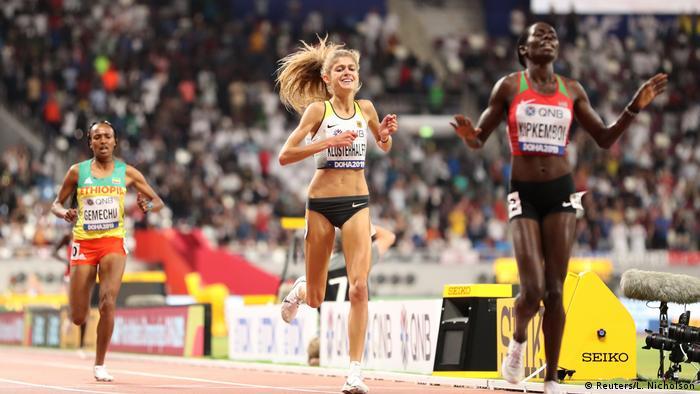 Campeonato Mundial de Atletismo Doha 2019