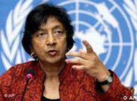 ناوی پیلای، رئیس شورای حقوق بشر سازمان ملل متحد