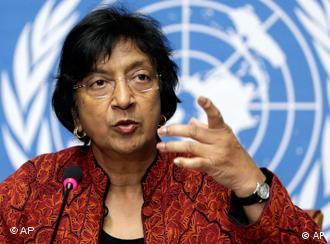 ناوی پیلای، کمیسر عالی حقوق بشر سازمان ملل