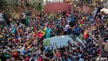 Kamerun Haftentlassung - Maurice Kamto
