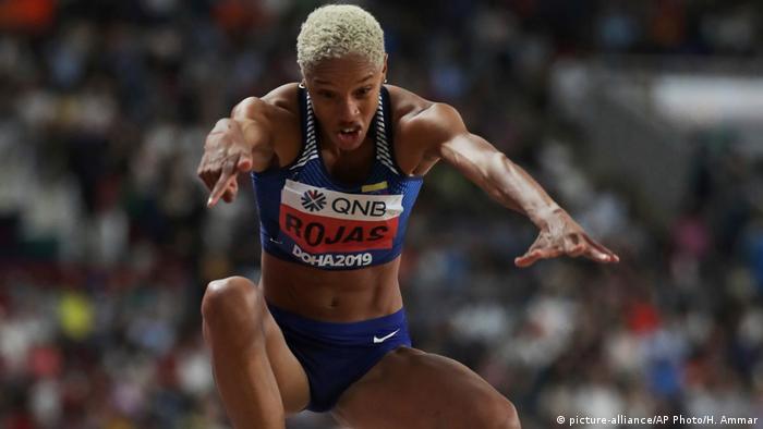 Katar Leichtathletik WM in Doga - Yulimar Rojas