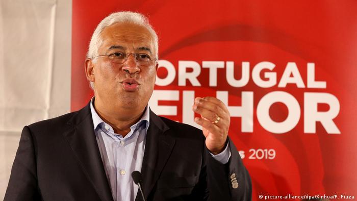 António Costa, primeiro-ministro e candidato do PS