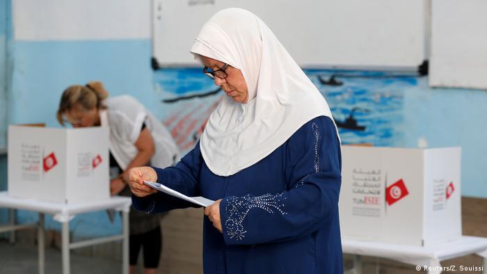 Elecciones en Túnez.