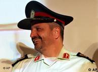 نام اسماعیل احمدی مقدم، فرمانده نیروی انتظامی، در فهرست ناقضان حقوق بشر ایران آمده است