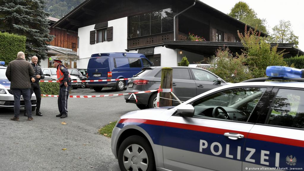 Five Murdered In Austrian Alpine Ski Resort Of Kitzbuhel