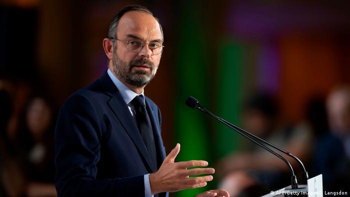 Frankreich | Premierminister Edouard Philippe