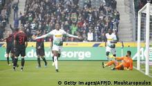 1. Bundesliga 07. Spieltag | Borussia Mönchengladbach vs. FC Augsburg