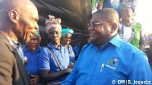 Mosambik | Wahlkampf | RENAMO