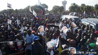 Mosambik   Wahlkampf   RENAMO