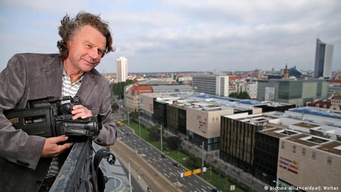 German journalist Siegbert Schefke