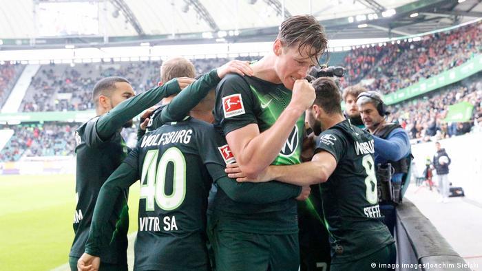 Fußball | 1. Bundesliga | 7. Spieltag | VfL Wolfsburg | 1. FC Union Berlin (imago images/Joachim Sielski)