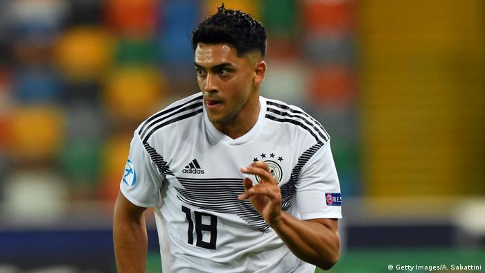 Nadiem Amiri Nationalspieler Deutschland