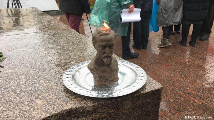 Свеча в форме основателя ВЧК Феликса Дзержинского