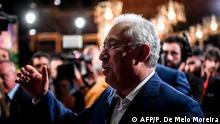 Portugal Parlamentswahlen Premierminister Antonio Costa