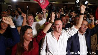 Οι πολίτες επιβραβεύουν με την ψήφο τους το πορτογαλικό θαύμα