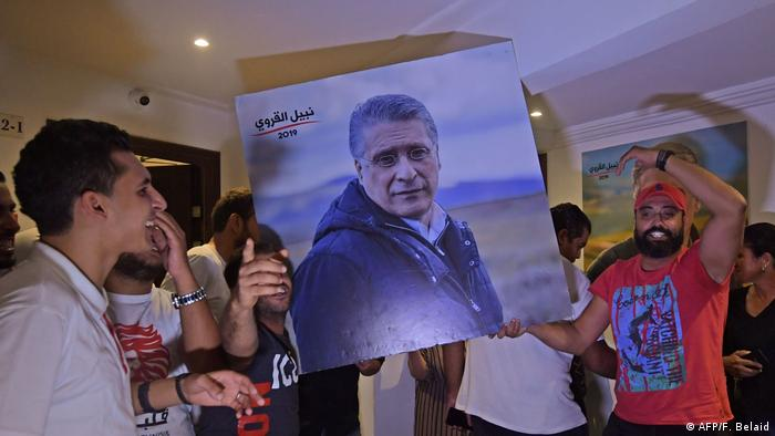 Tunesien wählt neues Parlament (AFP/F. Belaid)