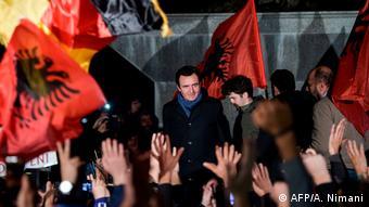 Kosovo Parlamentswahl 2019 (AFP/A. Nimani)