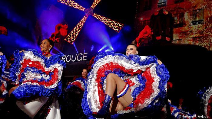 Bild des Tages: Cancan auf Montmartre: 130 Jahre Moulin Rouge