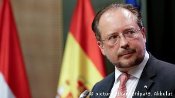 Ο Αλεξάντερ Σάλενμπεργκ κατηγορεί την Τουρκία ότι επιδιώκει να δημιουργήσει τετελεσμένα γεγονότα στην Ανατολική Μεσόγειο
