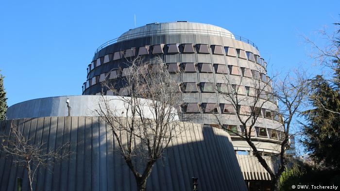 Constitutional Court of Spain