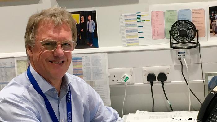 2019 Nobel prize winner Peter J. Ratcliffe