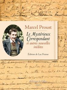 Buchcover von Le Mystérieux Correspondant et autres nouvelles inédites ( Editions de Fallois)