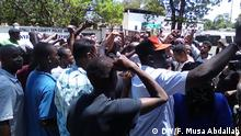 Miglieder Fast Action Movement Nyali Police Station