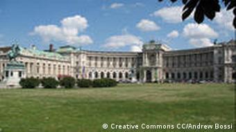 OSZE-Hauptsitz in der Wiener Hofburg (Foto: Andrew Bossi)
