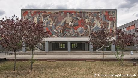 Lehrgebäude der Technischen Universität Cottbus (Prester-Verlag/Hans Engels)