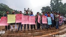 Bangladesch Mord an Student Abrar Fahad