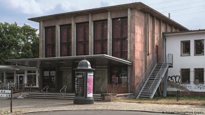 Potsdam old train station building (Prester-Verlag/Hans Engels)