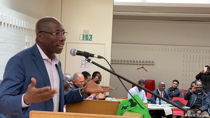 Presidente do PAIGC concorre às presidenciais na Guiné-Bissau