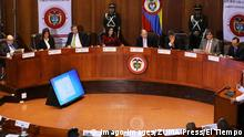 Kolumbien Symbolbild Oberster Gerichtshof