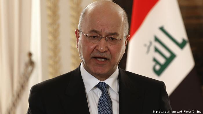 Iraq President Threatens To Quit Over Prime Minister Nominee