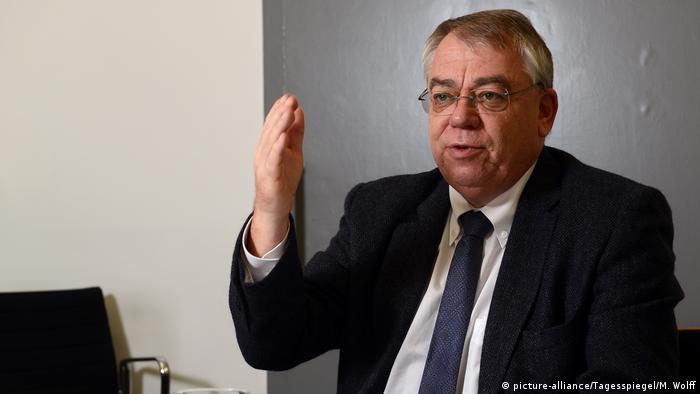 Klaus-Heiner Lehne | Präsident des Europäischen Rechnungshofs
