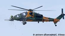 Türkischer Kampfhubschrauber T129