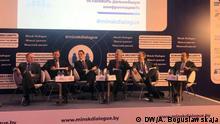 Weißrussland Minsk Osteuropa-Sicherheitsforum Minsk Dialogue