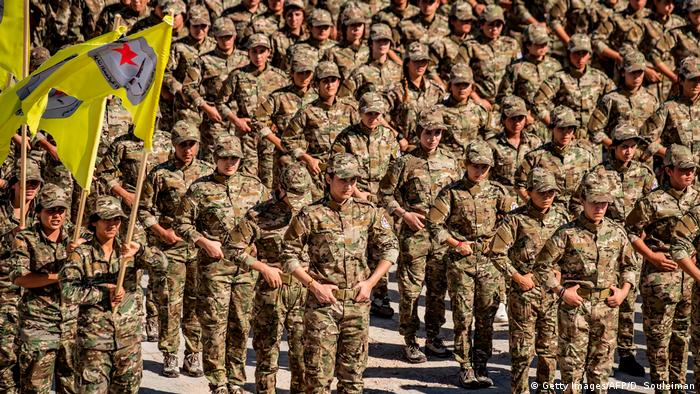The YPG is the largest component of the Syrian Democratic Forces (SDF), which also includes Arab and Christian militias. The SDF, which fought IS, controls northeastern Syria and feels betrayed by the US pullback. It is now fighting Turkish troops and their allies. It has warned that the Turkish offensive could distract from making sure IS fighters do not renew their strength in Syria.