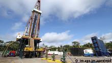 Ecuador Erdölförderung am Rande des Yasuni Nationalpark