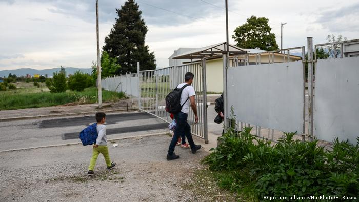 Bulgarien Sofia Flüchtlingslager vor dem Besuch von Papst Franziskus