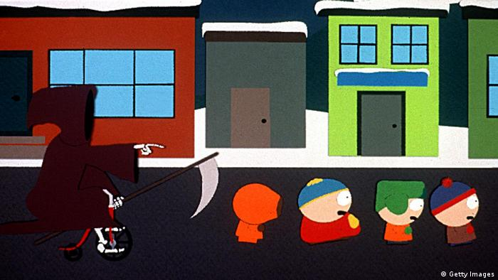 US-Serie South Park (Getty Images)