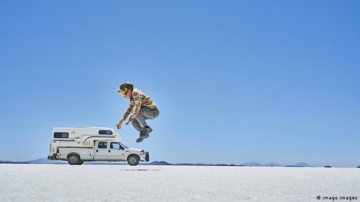 El salar de Uyuni en Bolivia puede ser una fuente de energía para reemplazar el litio