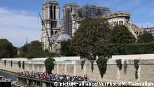 Frankreich | Renovierung Notre Dame