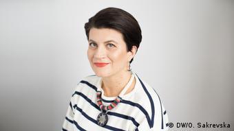 Лариса Денисенко - українська журналістка і правозахисниця