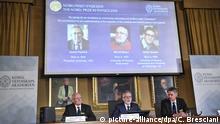 Schweden Physik Nobelpreisträger