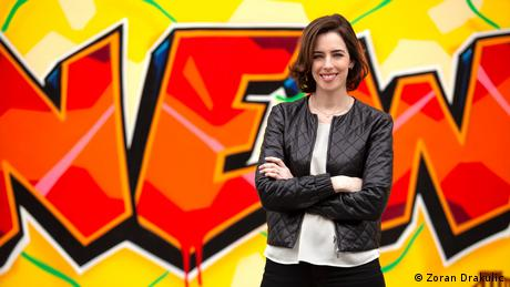 DW WIDF Sarah Kelly, Profilbild