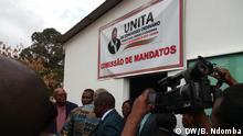 Angola UNITA Partei