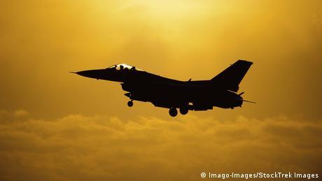 Südkorea US F16 Kampfjet (Imago-Images/StockTrek Images)